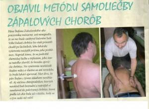 časopis Liečiteľ 2012