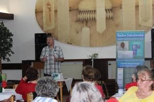 prednáška v Šali